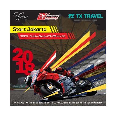 Paket Tour Sepang MotoGP 2018 Start ... es [3D2N/Hotel Bintang 4]