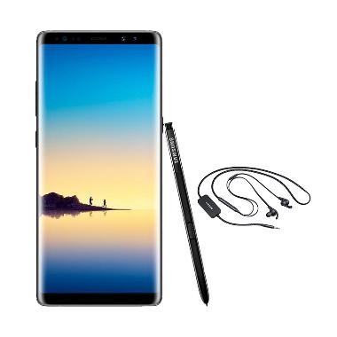 Samsung Galaxy Note8 Smartphone - M ... arphones Advanced ANC Red