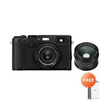 Fujifilm X100F Kamera Mirrorless wi ... -W126S*+Charger BC-W126S*