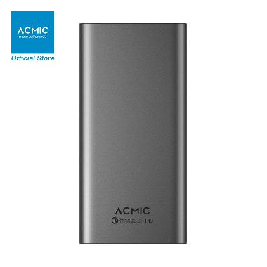ACMIC S20PRO Quick Charge 3.0 Power ... r Delivery + S20PRO Pouch