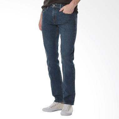 Levi's 511 Slim Fit Jeans Kapok Tre ...  Pria - Biru [04511-2746]