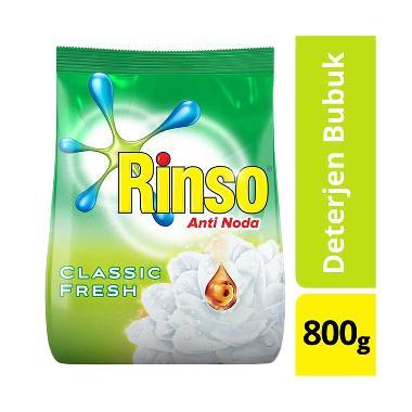 harga Rinso Deterjen Bubuk Anti Noda [800 g] Blibli.com