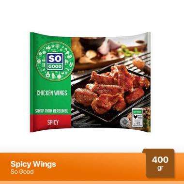 harga Spicy Wing So Good 400 gr Blibli.com