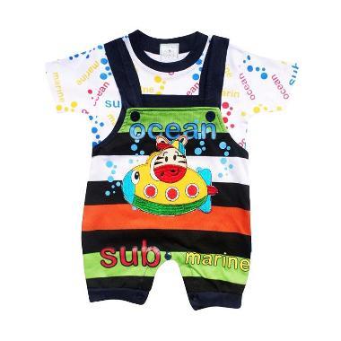 Skabe 1650 Baby Romper Jumper Bodysuit Baju Bayi Laki-laki