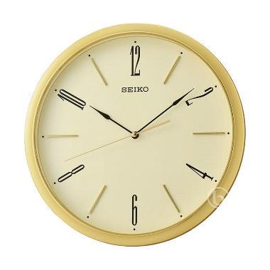 Seiko QXA725 Roman Quiet Sweep Wall Clock Jam Dinding  31 cm  369e8222fa