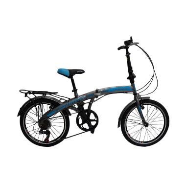 Evergreen Sepeda Lipat [20 Inch]