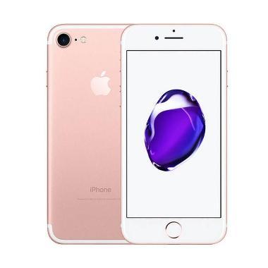 harga Apple iPhone 7 32GB Smartphone Rose Gold Blibli.com