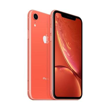 Apple Iphone XR Coral, 128 GB Refurbish