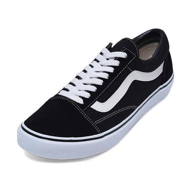 Just Cloth Sepatu Sneakers Casual Pria Wanita Vans Sk8 Old Skool ... 7f9bd0ba68