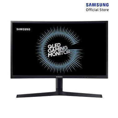 harga Samsung LC27FG73FQEXXD Curved Gaming Monitor with the Fast and Smooth Gameplay [27 inch] Blibli.com