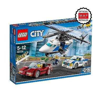 Jual Mainan Lego Mobil Polisi Online Harga Baru Termurah April