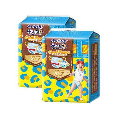Anerle Cheris Popok Bayi [Size XL7x2 Trial Pack]