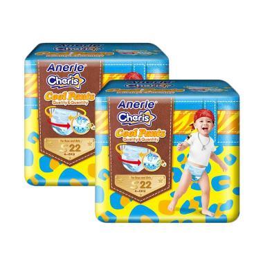Anerle Cheris Popok Bayi [Size S22x2 Regular Pack]