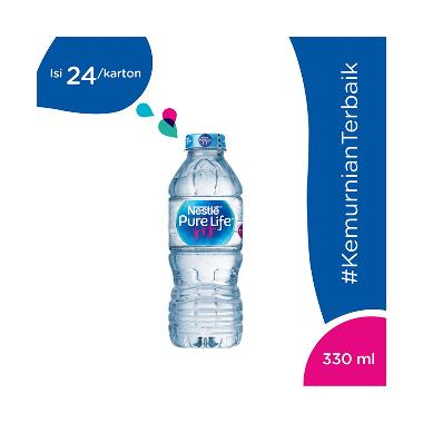 Nestle Pure Life Air Mineral  330 mL  24 pcs  4a362dce79