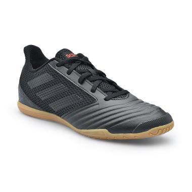 adidas Men Football Predator 19.4 Indoor Sala Sepatu Futsal Pria  D97975  4b769c7f8a