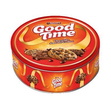 harga Good Time Assorted Biskuit [277 g] Blibli.com