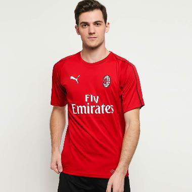 harga PUMA Football AC Milan Training Jersey Pria [754459 02] Blibli.com