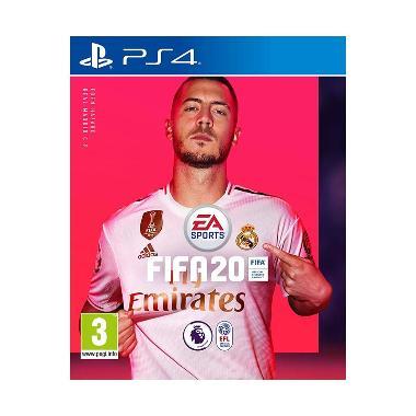 harga Sony Playstation PS4 FIFA 20 Video Game Blibli.com