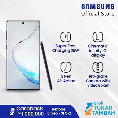 Samsung Galaxy Note10+ Smartphone [256GB/ 12GB]