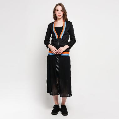 Andhita by Andhita Siswandi Star Wars Mandalore Varsity Jacket 101 Jaket Wanita - Black