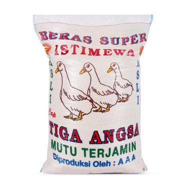Beras Super Istimewa Cap TIGA ANGSA [50 kg]