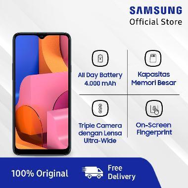 Samsung Galaxy A20s Smartphone [32GB/ 3GB]