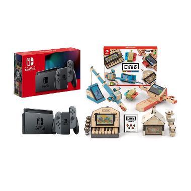 Nintendo Switch New HAC 001-(01) - Grey