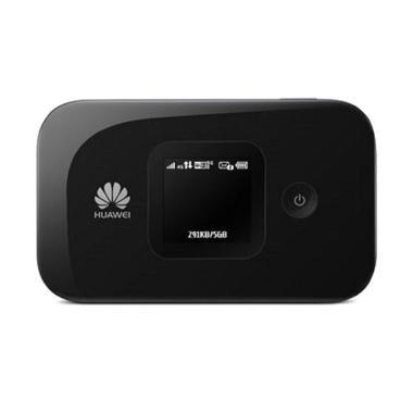 harga Huawei E5577 Max Modem MIFI with Telkomsel Paket Data 14 GB - Black [Set Bundle/ 4G LTE] Blibli.com