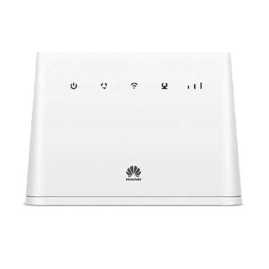harga Huawei B311 Home Router with Telkomsel Paket Data 14 GB - White [Set Bundle] Blibli.com