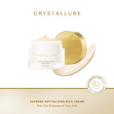 Varian Terbaik Wardah Crystallure Rich Cream