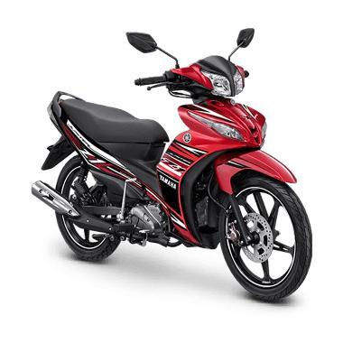 harga Yamaha Jupiter Z1 CW FI Sepeda Motor [VIN 2019/ OTR Sumatera Utara] Blibli.com