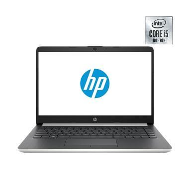 harga HP 14s-cf2004TX Notebook - Silver [Intel Core i5-10210U/4GB/1TB/Radeon 530 2GB/14 inch/Win10] Blibli.com