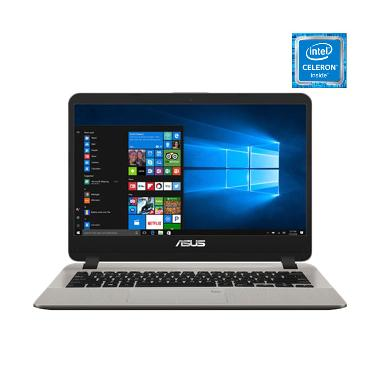 harga Asus A407MA-BV422T Notebook - Icicle Gold [N4000/UMA/4GB/256GB SATA/14