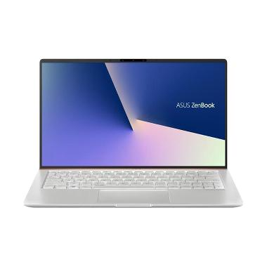 harga ASUS UM431DA-AM501T Notebook - Silver Blue [AMD Ryzen 5-3500U/8GB/512GB SSD/14Inch/Win10] Blibli.com