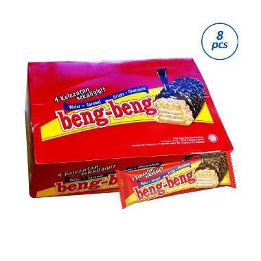 harga Beng-Beng Wafer [20 g/ 20 pcs/ 8 Kotak] Blibli.com