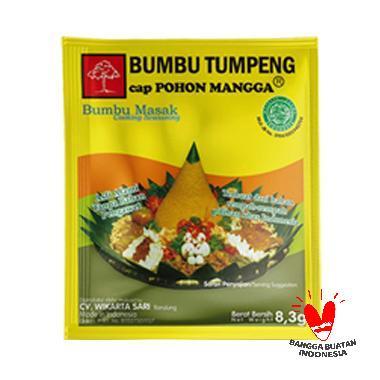 harga CAP POHON MANGGA Bumbu Masak Tumpeng [12 Pcs] Blibli.com