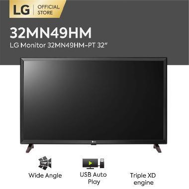 harga LG 32MN49HM Class HD IPS LED Monitor [32-Inch] Blibli.com