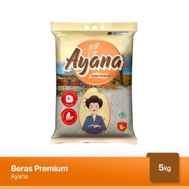 Beras Premium Ayana 5 kg