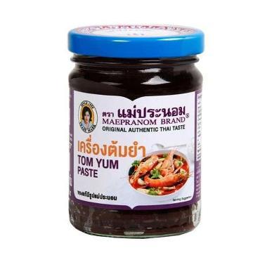 harga MaePranom Tom Yum Paste 228gr Thailand Blibli.com