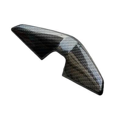 harga OEM Aksesoris Motor PNP Carbon Tutup Stang Stir Motor for Yamaha NMax Blibli.com