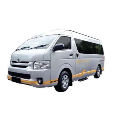 harga White Horse Deluxe Coach WEHA One Minivan [1D] Paket A - Blibli.com