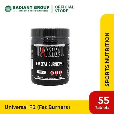 harga fat burner universal