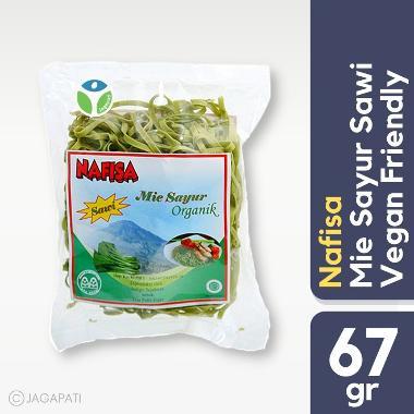harga Nafisa - Mie Sayur Organik Sawi 67gr Blibli.com