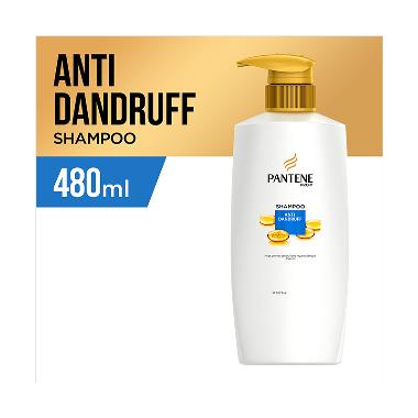 Pantene Shampoo Anti Dandruff [480 mL]