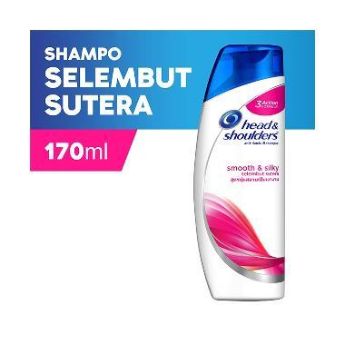Head & Shoulders Smooth & Silky Shampoo [170 mL]