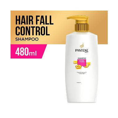 Pantene Shampoo Hair Fall Control [480 mL]
