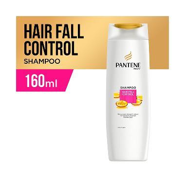Pantene Shampoo Hair Fall Control [160 mL]