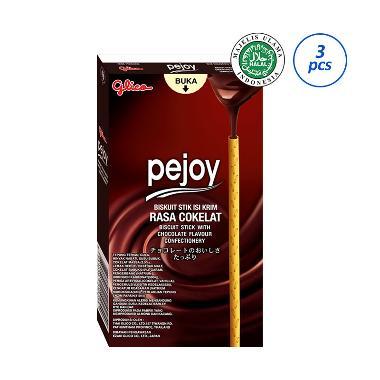 Pocky Pejoy Chocolate [32 g x 3 pcs]
