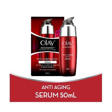 Olay Advanced Anti Aging – Pelembab ... cro-sculpting Serum – 50g