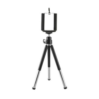 Acc Handphone Tripod Mini With Holder U